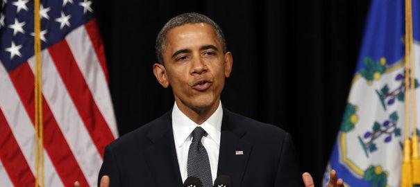 Le combat d'Obama contre les armes à feu