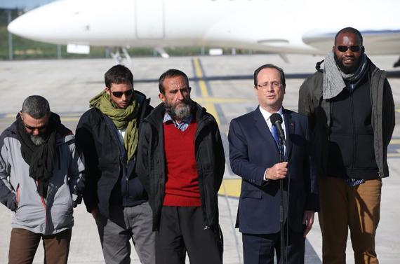 La libération des otages français : une rançon ou non ?