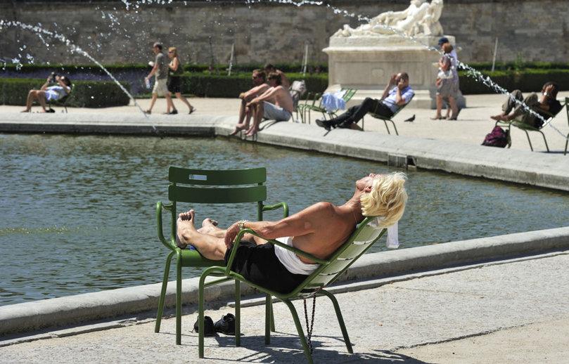 Hausse des températures : 2013 parmi les années les plus chaudes