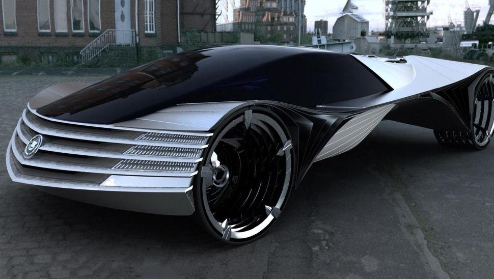 Une voiture capable de rouler 100 ans sans plein