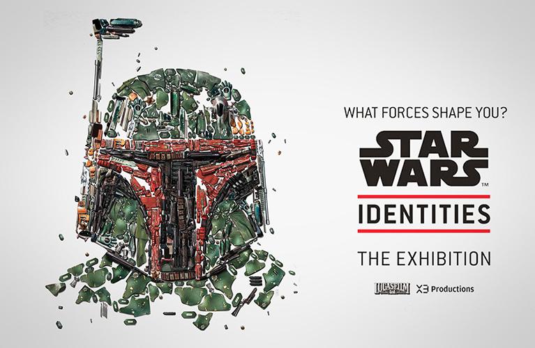 Star Wars Identities : plus qu'un mois pour visiter l'exposition