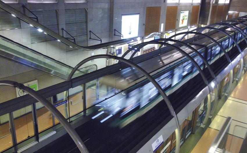 Ligne 14 du métro parisien : le début du Grand Paris Express