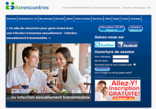 Site de rencontre ITS Rencontres