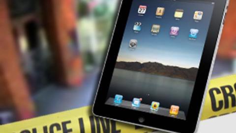 Tablette volée : Le cambrioleur retrouvé grâce à une video X