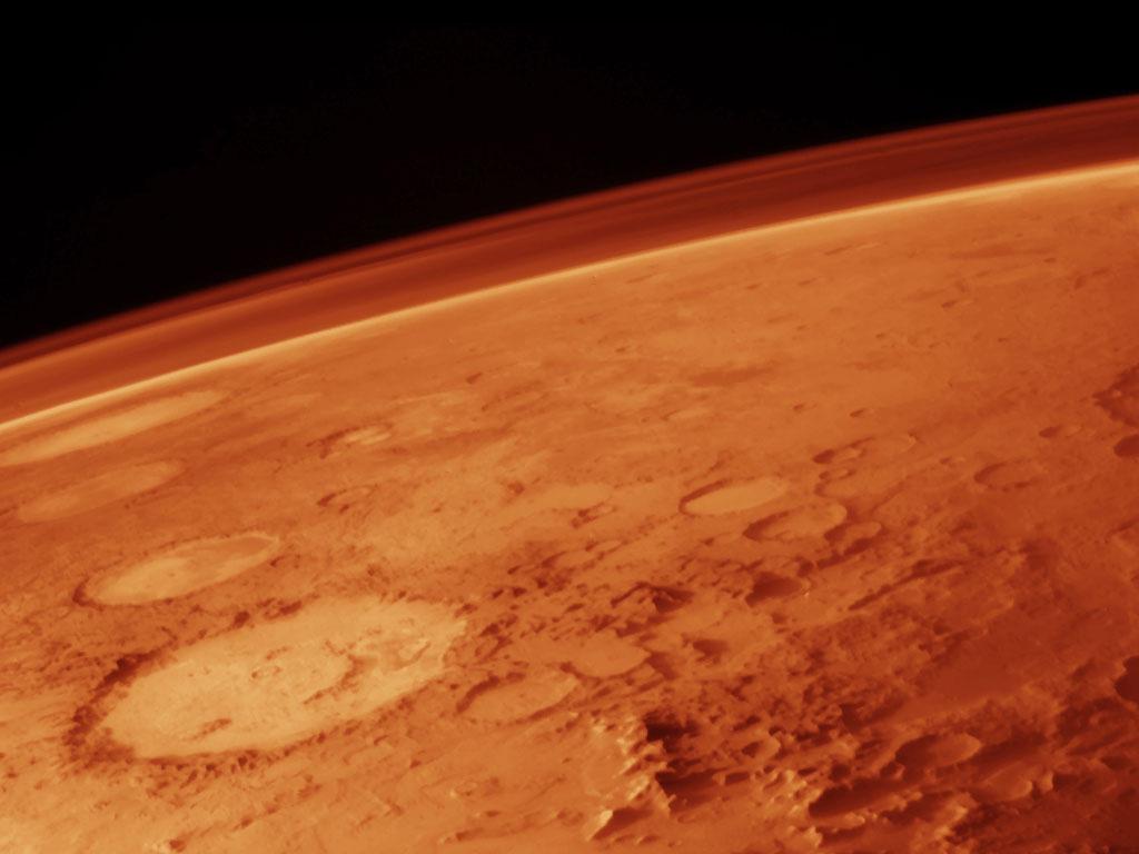 Mars : La NASA va créer de l'oxygène sur la planète rouge