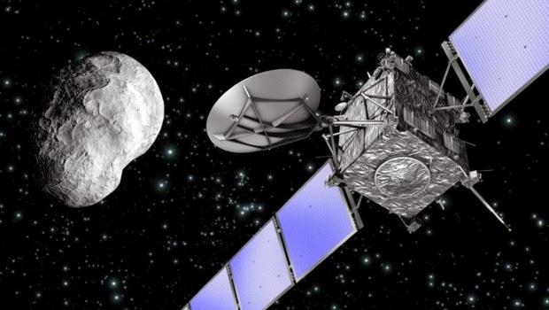 La sonde Rosetta a enfin atteint son objectif : la comète 67P