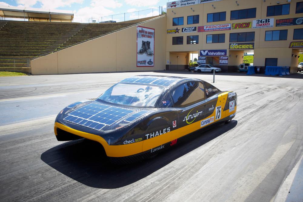 Une voiture électrique à énergie solaire bientôt homologuée ?