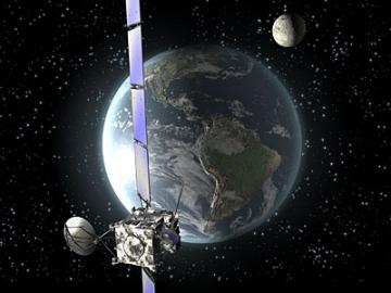 le voyage de rosetta vers la comete 67P