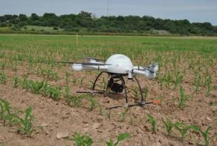 Un drone pour l'agriculture