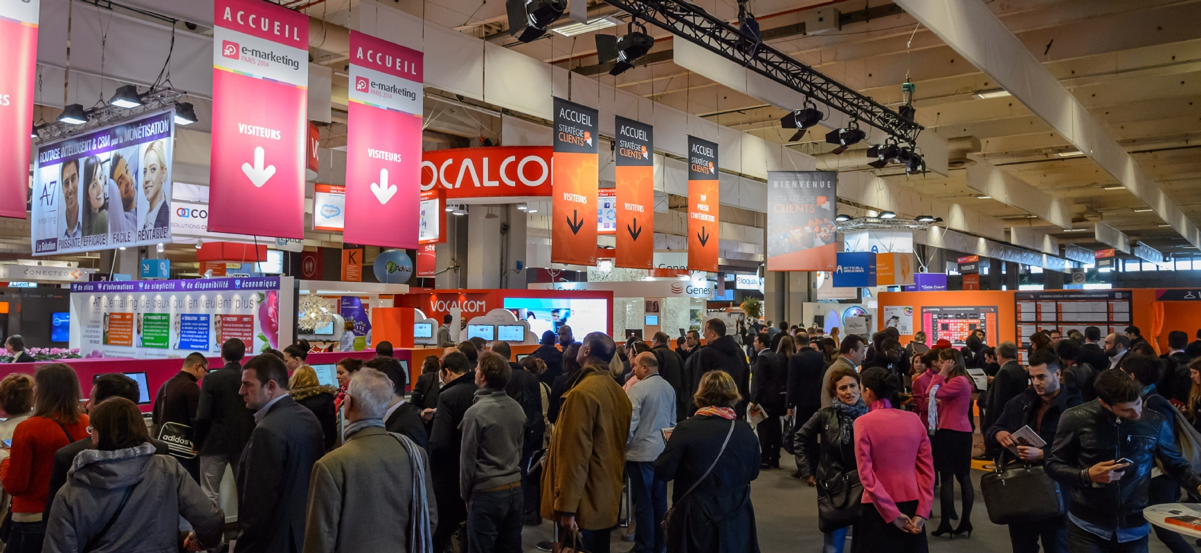 Salon e marketing paris 2016 les 5 conf rences ne pas - Salon emarketing paris ...